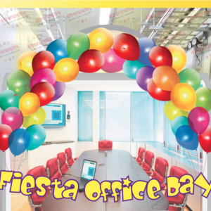 Fiesta en la oficina, office day kids