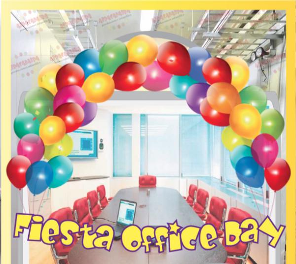 Fiesta en la oficina, office day kids