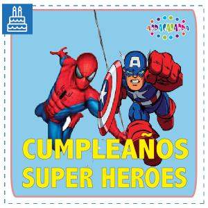 CUMPLEAÑOS-SUPER-HEROES-ABRACADABRA